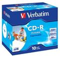 CD-R  80m./700MB printable
