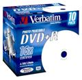 DVD  4,7GB printable v krabičce